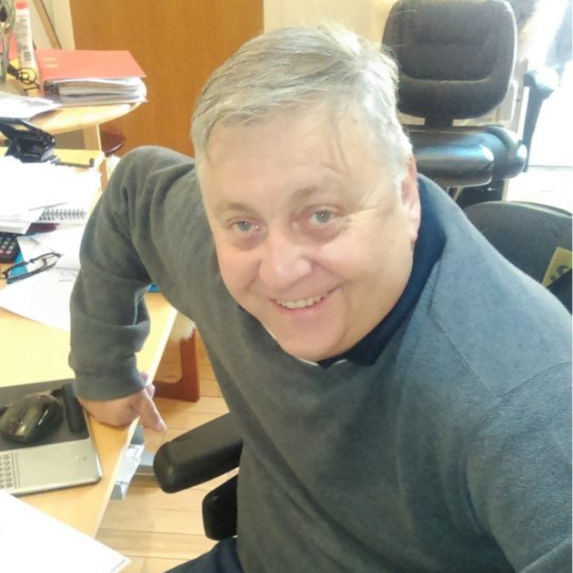 Photo of Clive Locke