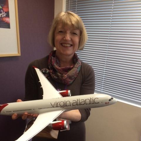 Photo of Geraldine Lundy - Virgin Atlantic